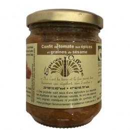 Confit Tomate Epices
